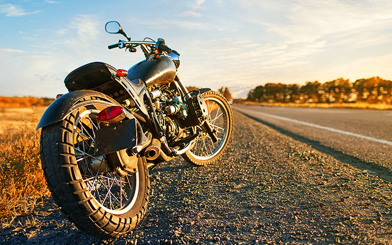 AWN Motorbike/Scooter Roadside Assistance Brochure Image